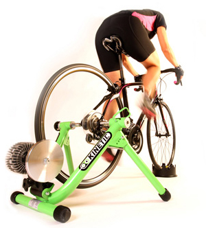 How to use a bike trainer effectively