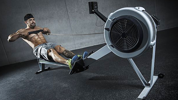 Cardio Rowing
