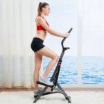 Mini stepper exercises