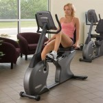 Recumbent Bike Exercise