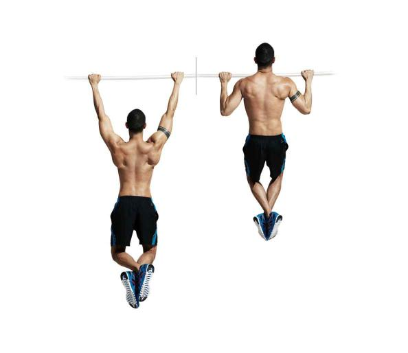 Pull-ups vs. Chin-ups. What's the difference?